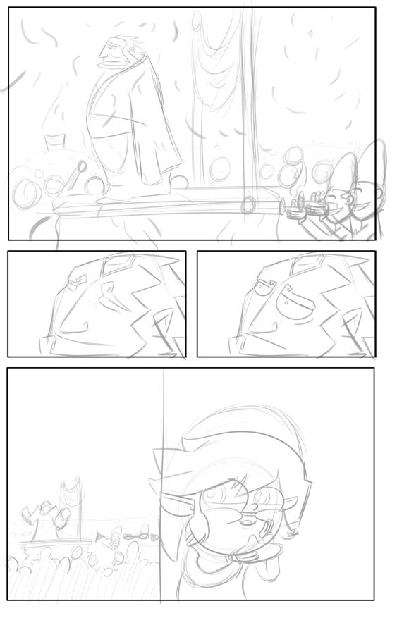 Kat's Korner 019: Sketch-o-rama
