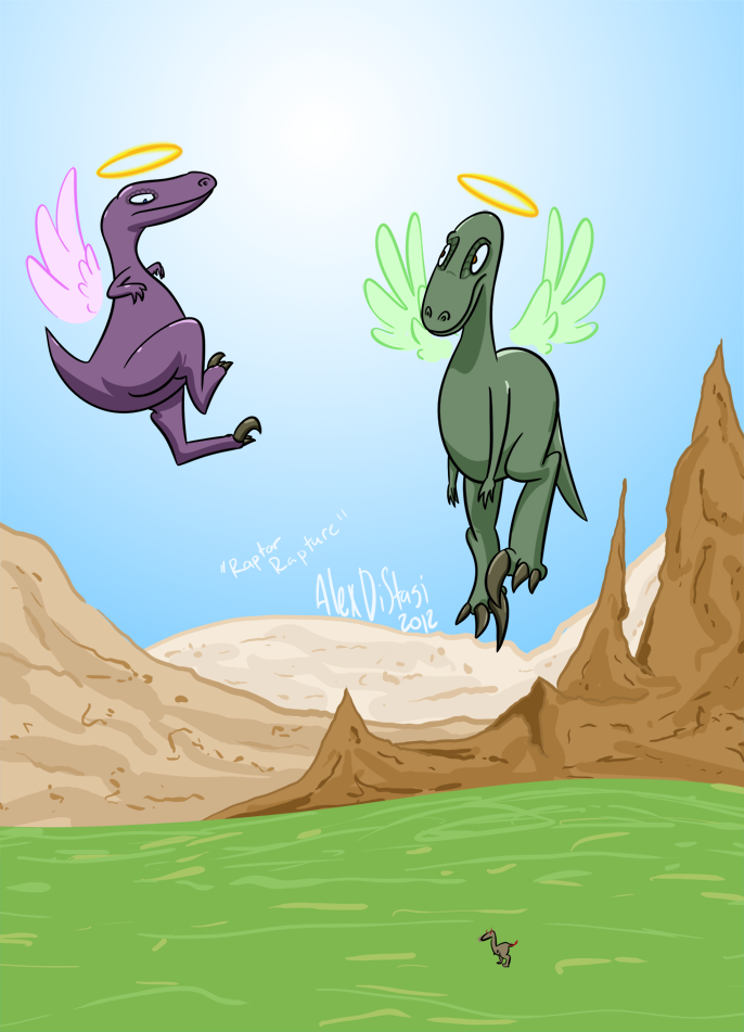 Kat's Korner 051: Raptor Rapture