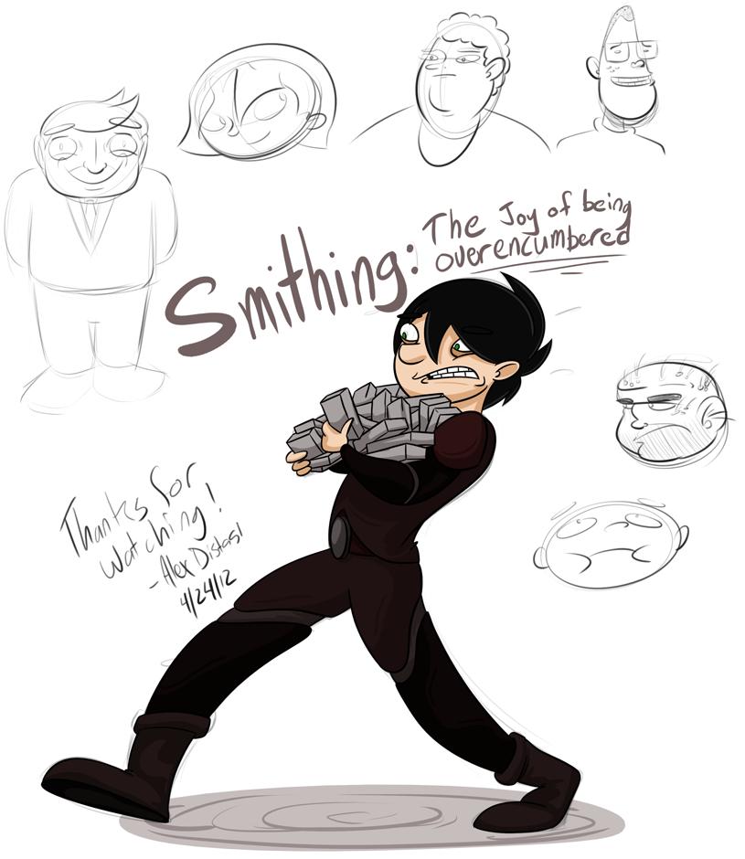 Kat's Korner 067: Smithing