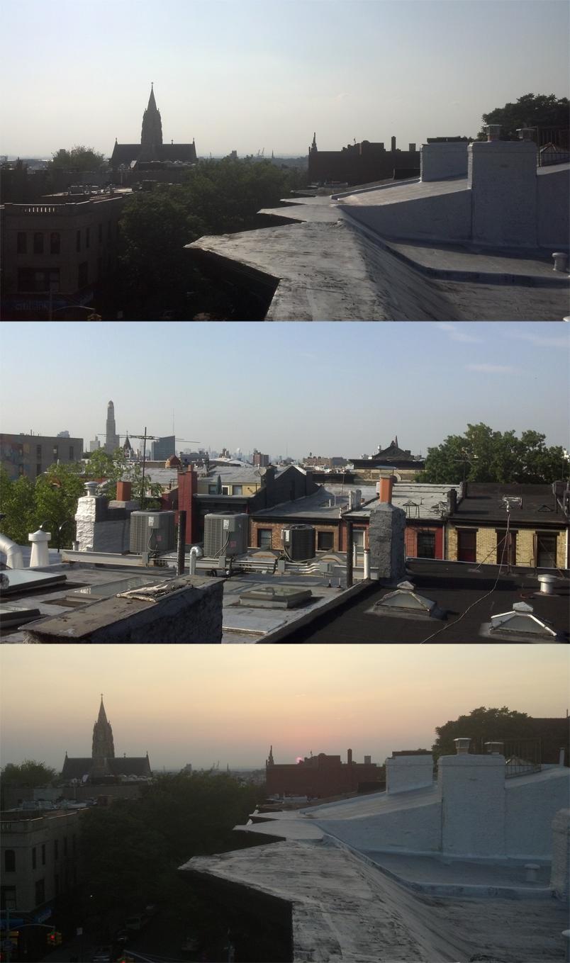 Kat's Korner 080: Up on the rooftop
