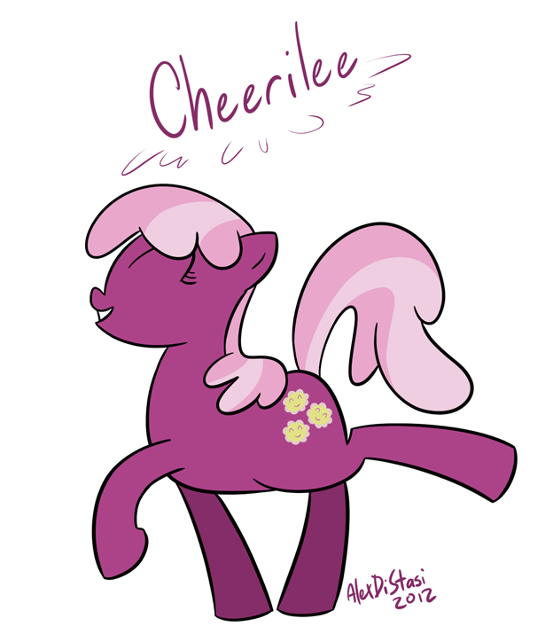 Kat's Korner 093: Cheerilee!