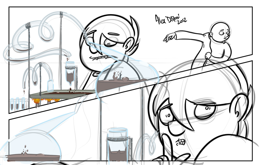 Kat's Korner 105: Two panels for tomorrow!