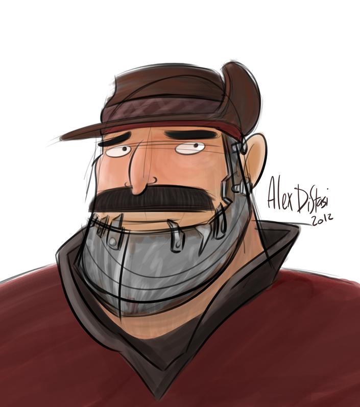 Kat's Korner 136: Heavy… bear