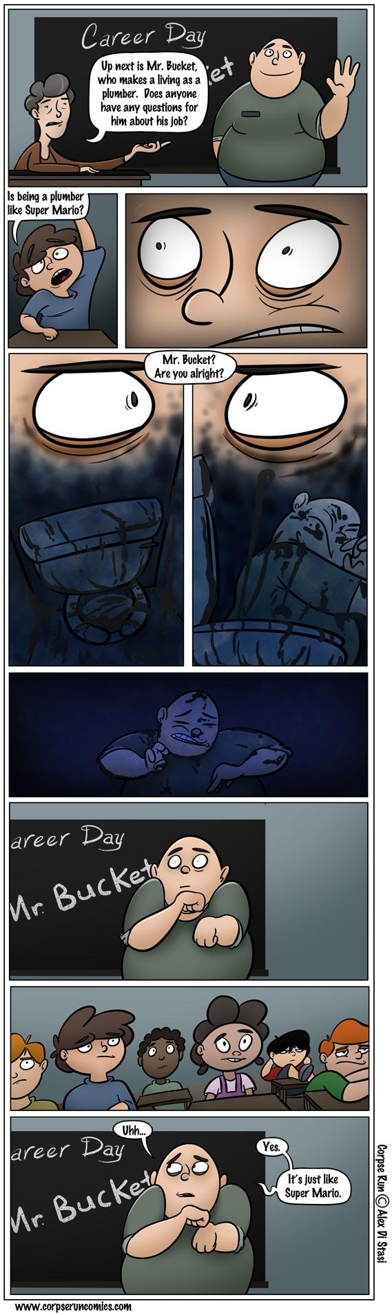 Corpse Run 253: Career Day