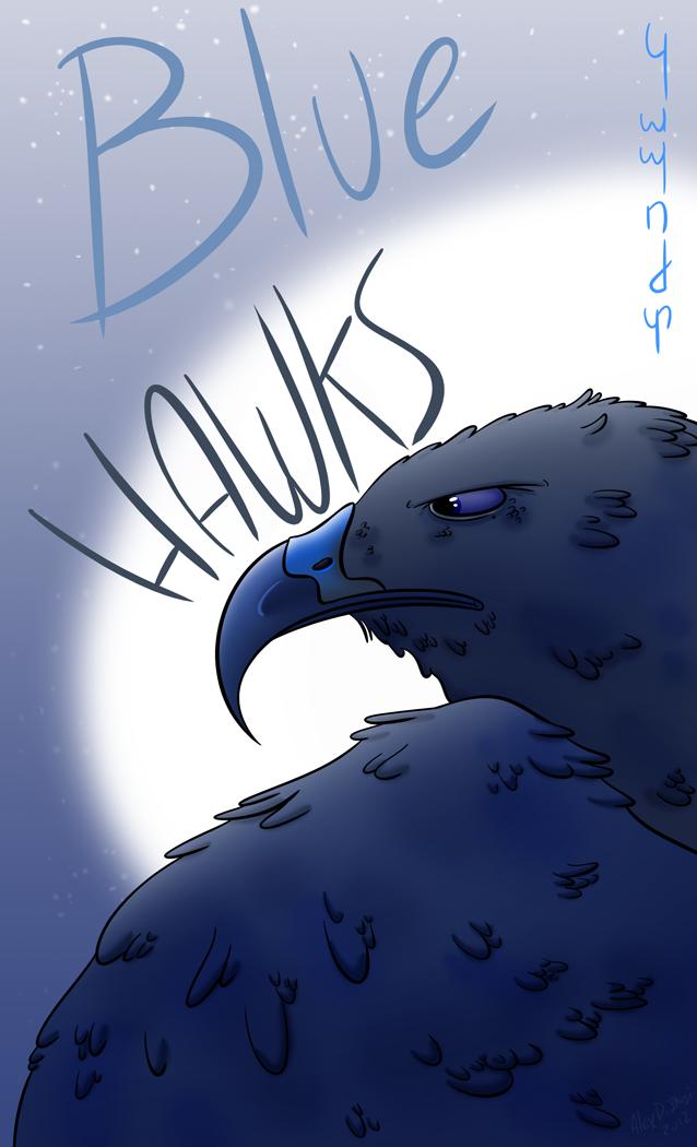 Kat's Korner 162: Blue Hawks