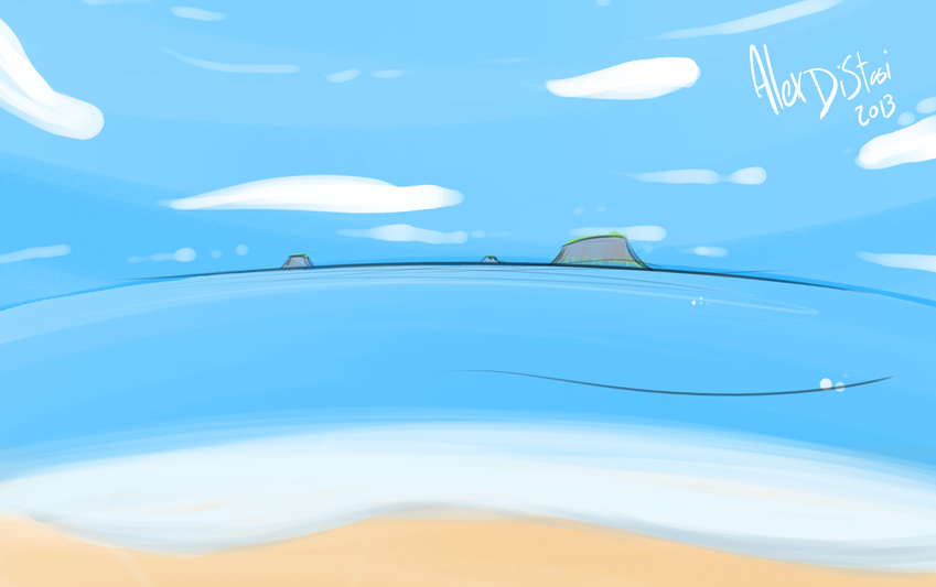 Kat's Korner 181: Beach!