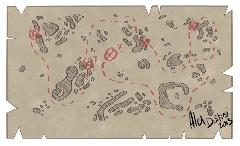 Kat's Korner 199: The map!