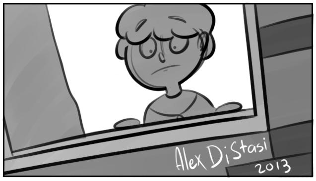 Kat's Korner 201: Yet another storyboard!