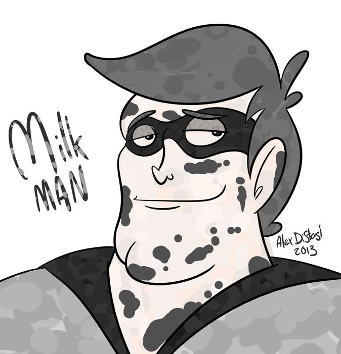 Kat's Korner 214: Milk Man