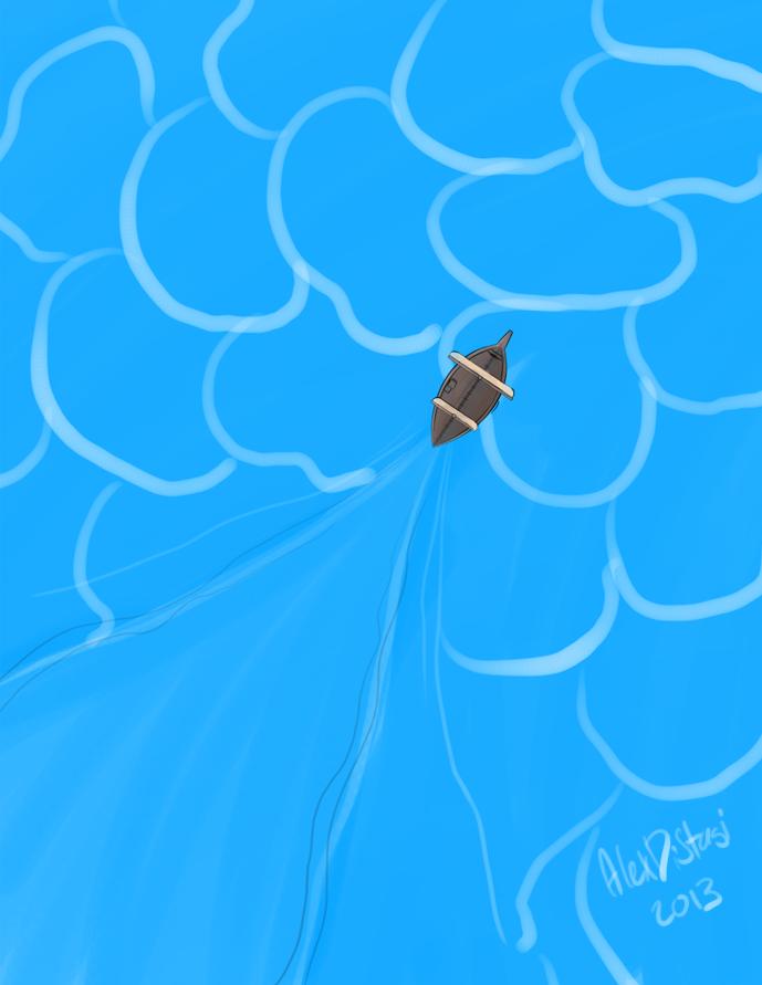 Kat's Korner 217: Ocean mood