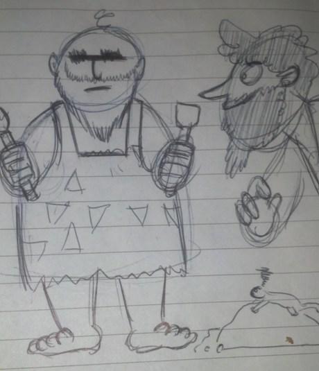 Kat's Korner 230: Bar room scribbles