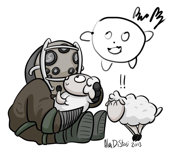 Kat's Korner 234: Bio-Sheep and Rich's Kirby