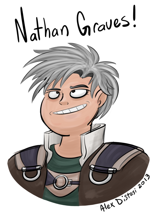 Kat's Korner 245: Nathan Graves