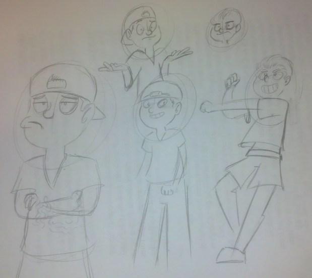 Kat's Korner 272: Matt doodles!