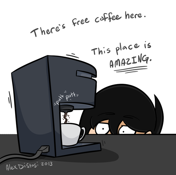 Kat's Korner 283: Caffeine…free!