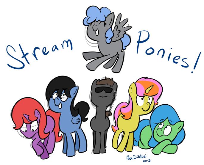 Kat's Korner 297: Stream Ponies!