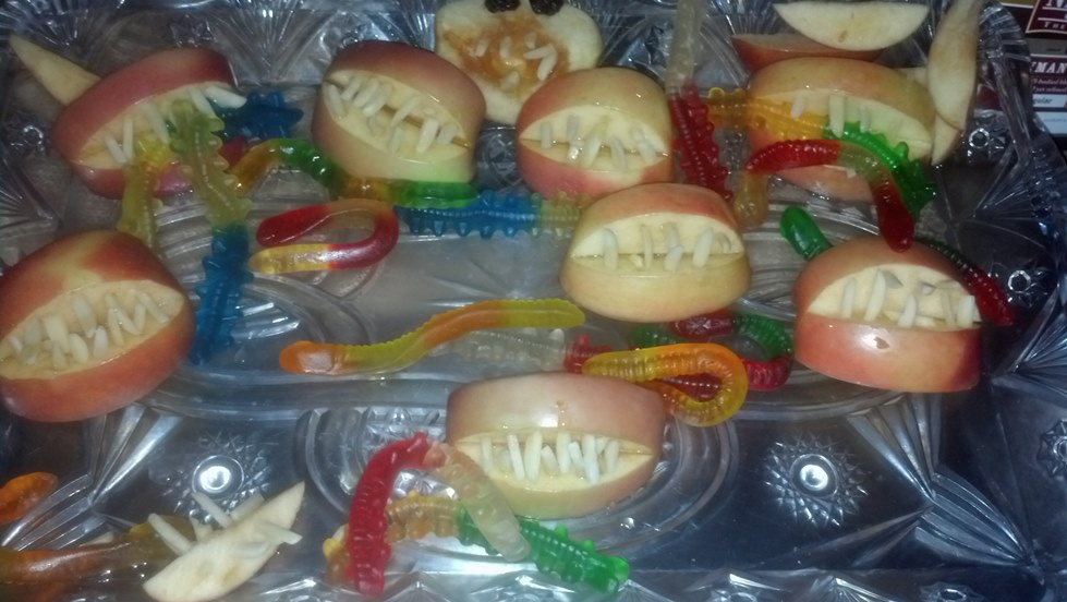 Kat's Korner 305: Office Halloween Treats!