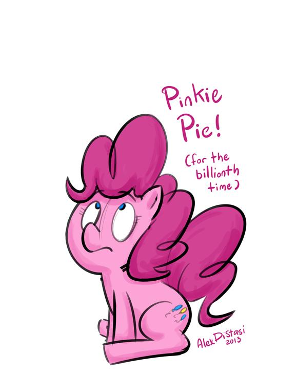 Kat's Korner 308: Good night and good Pinkie