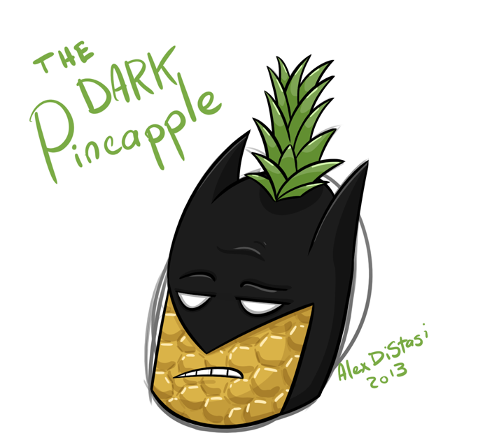 Kat's Korner 310: The Dark Pineapple