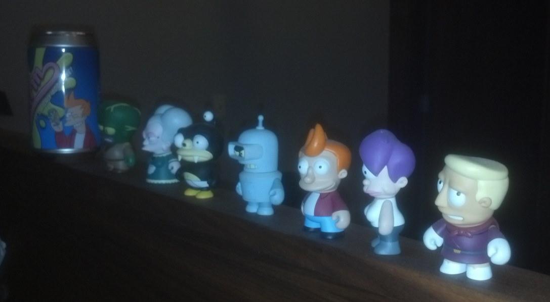 Kat's Korner 314: Futurama decorations!