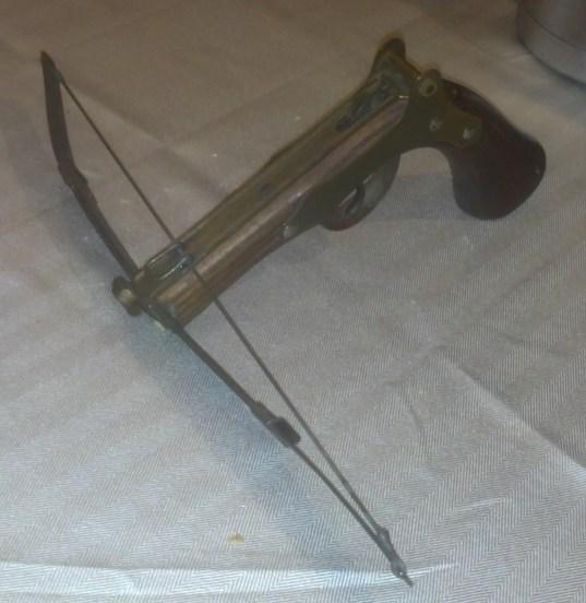 Kat's Korner 317: Crossbow?