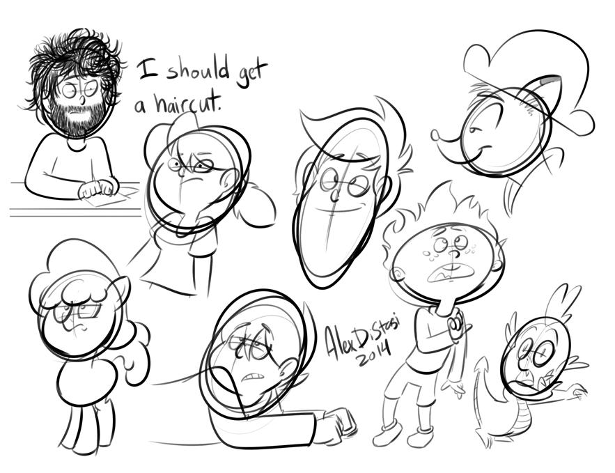 Kat's Korner 347: Another doodle dump