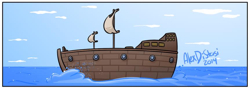Kat's Korner 373: Boat… it's a boat