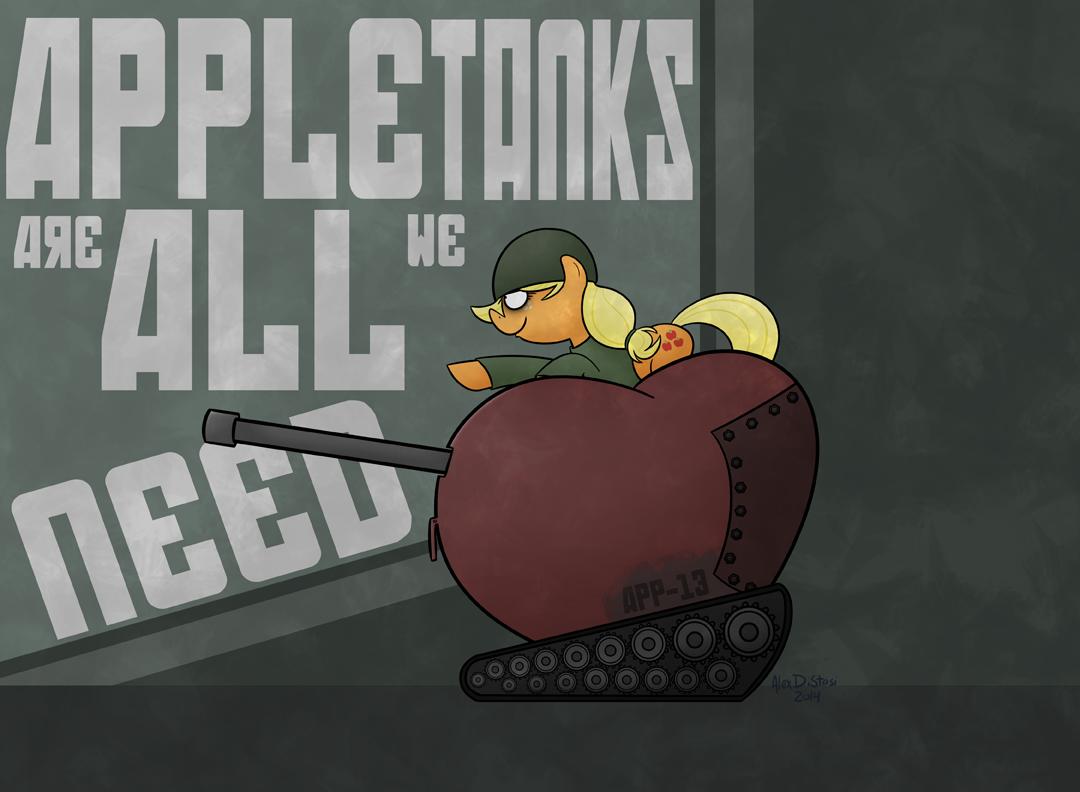 Kat's Korner 384: How Applejack won the war