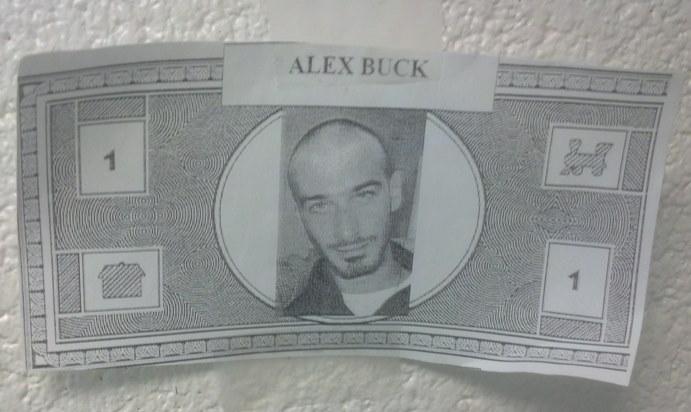 Kat's Korner 403: The Alex buck!