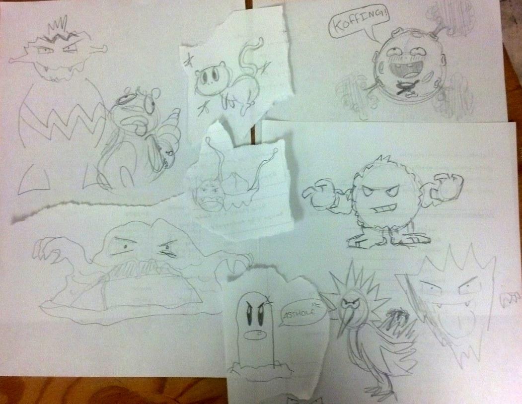 Kat's Korner 425: Pokemon Battle!