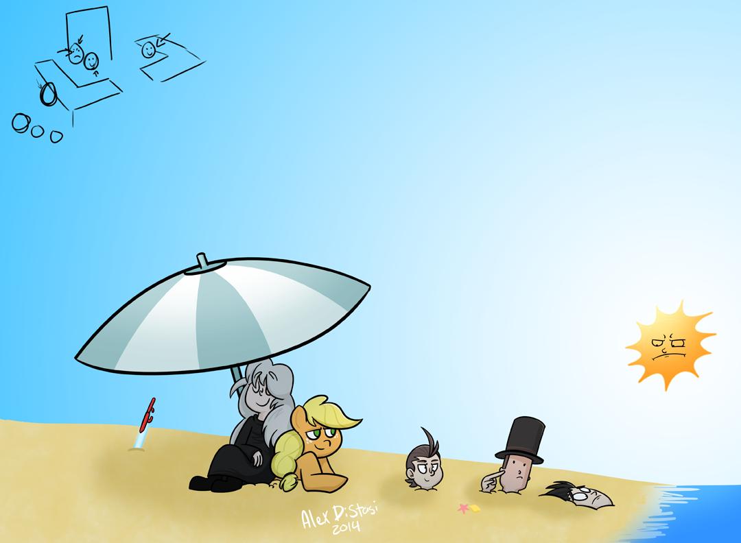 Kat's Korner 434: Beach party!