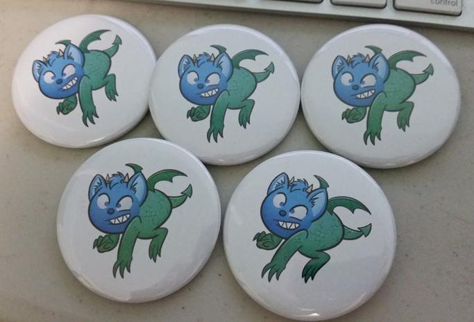 Kat's Korner 466: Buttons!