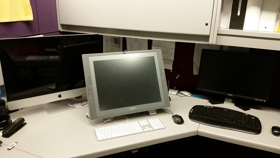 Kat's Korner 469: Desk!