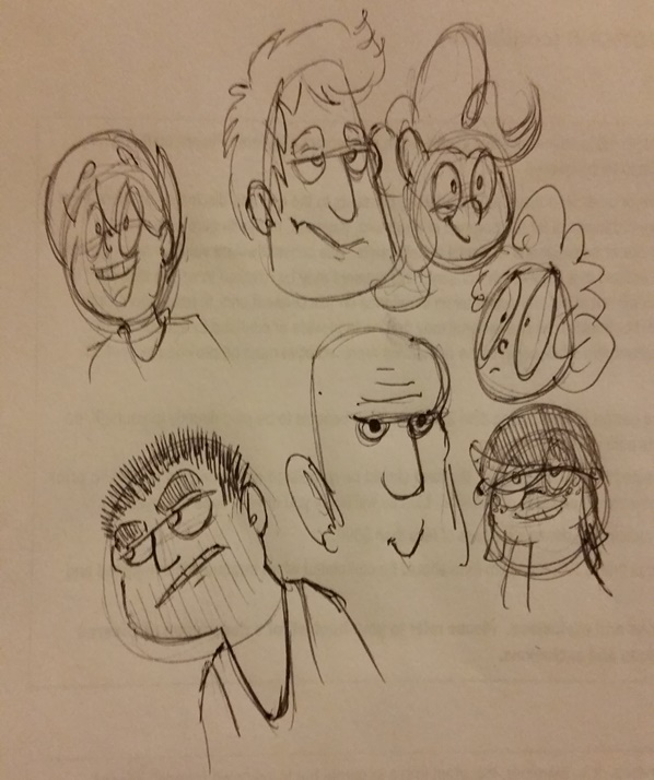 Kat's Korner 496: Coffee doodles