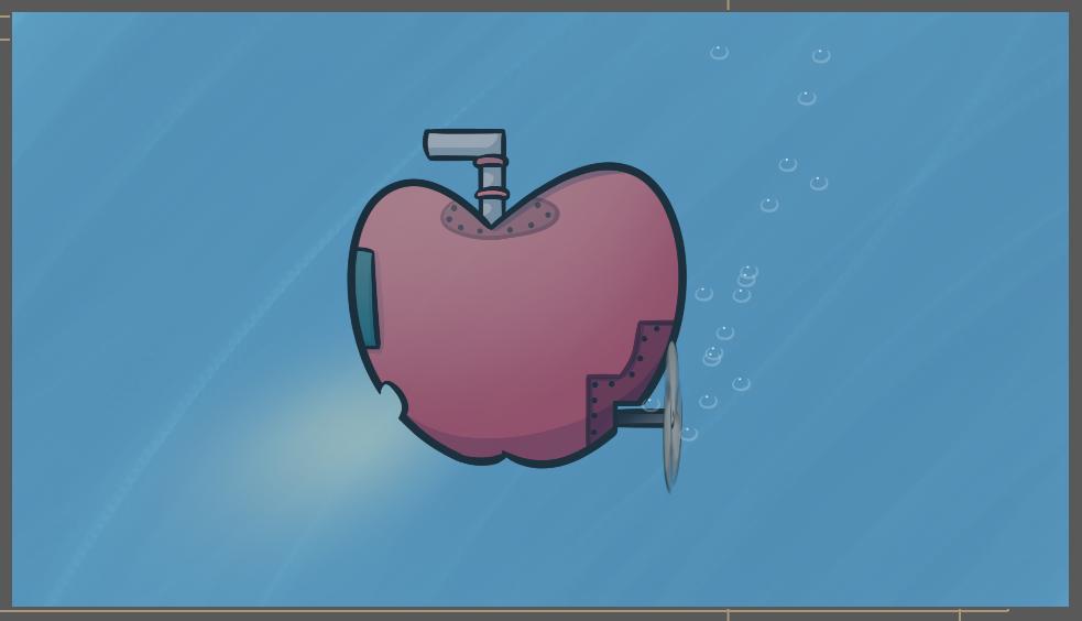 Kat's Korner 514: In my apple submarine