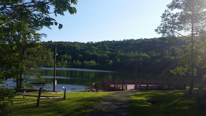 Kat's Korner 554: The lake!