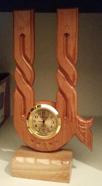 Kat's Korner 563: A clock!