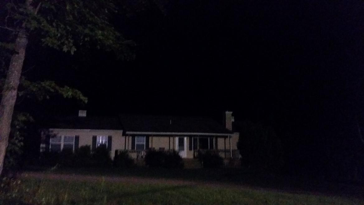 Kat's Korner 570: House on the hill