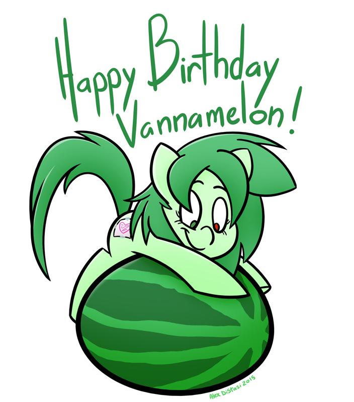 Kat's Korner 575: Vannamelon & Melon