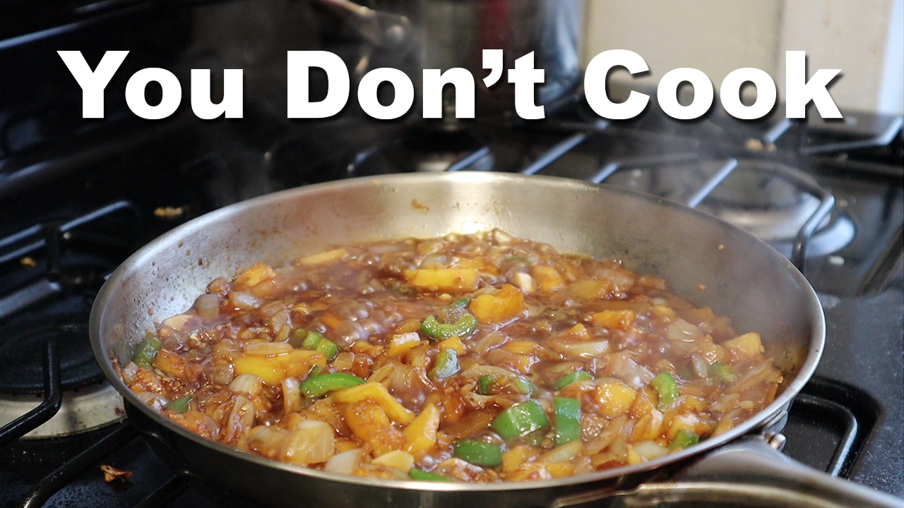 Corpse Run 843.5: You Don't Cook